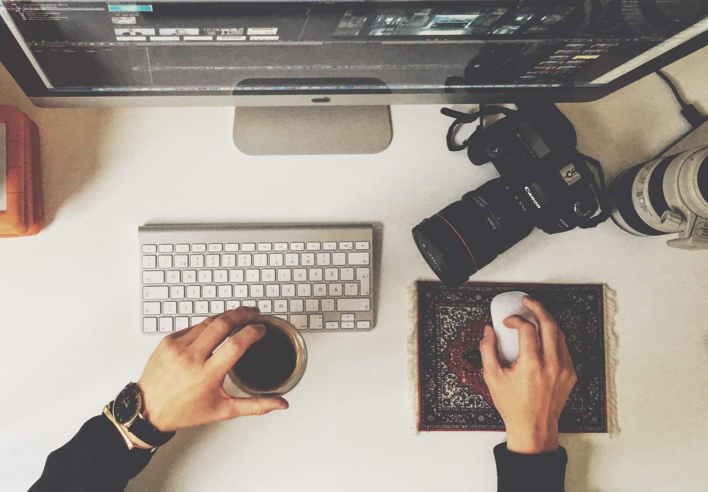 social-media-workspace