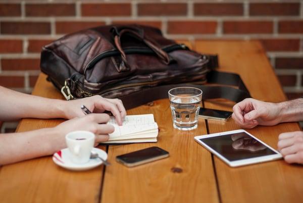 Bloggning skapar förtroende för säljaren