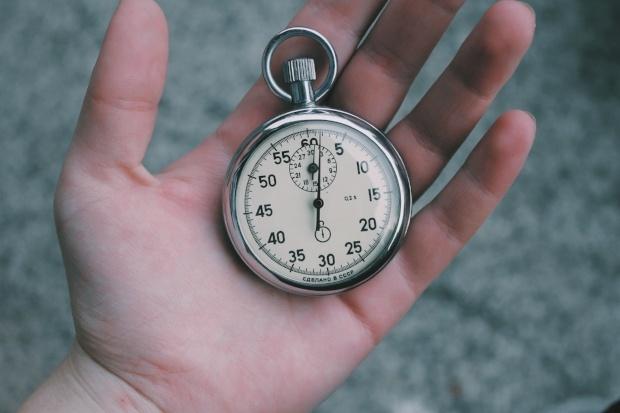 Tänk på att sätta upp en tidsram för målen