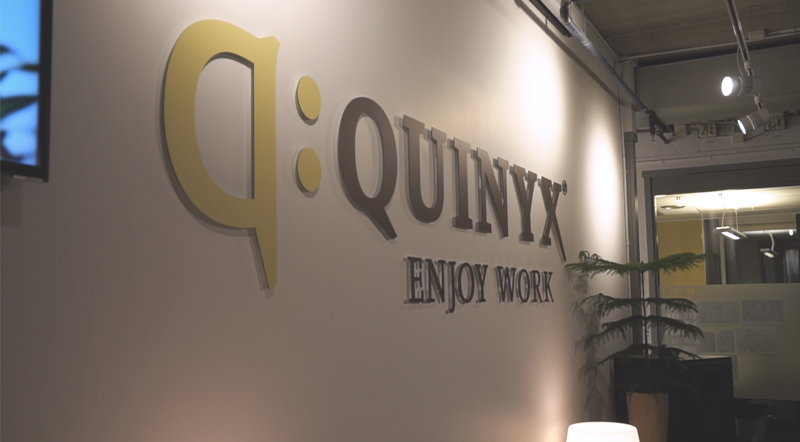 Quinyx enjoy work
