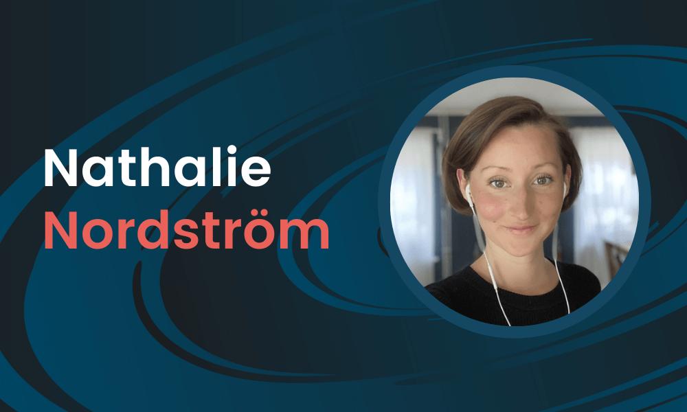 Nathalie iGoMoon's new HubSpot Developer Intern