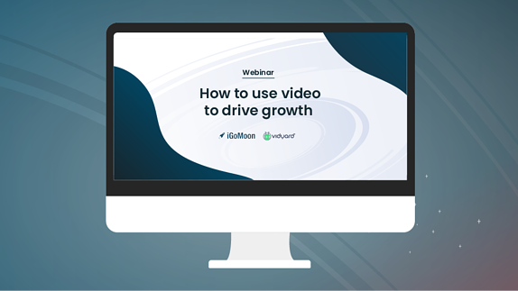 how to use video to drive growth webinar illustration