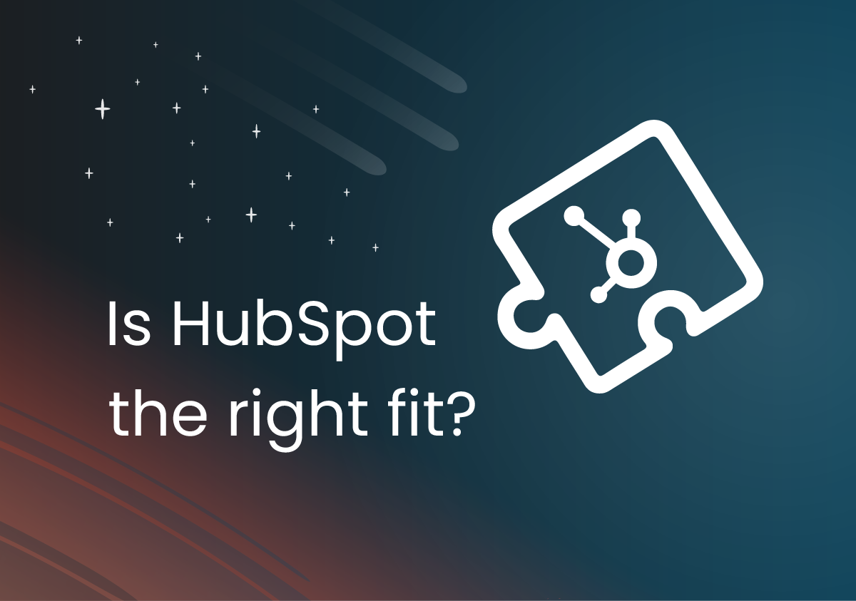 is-hubspot-the right-fit