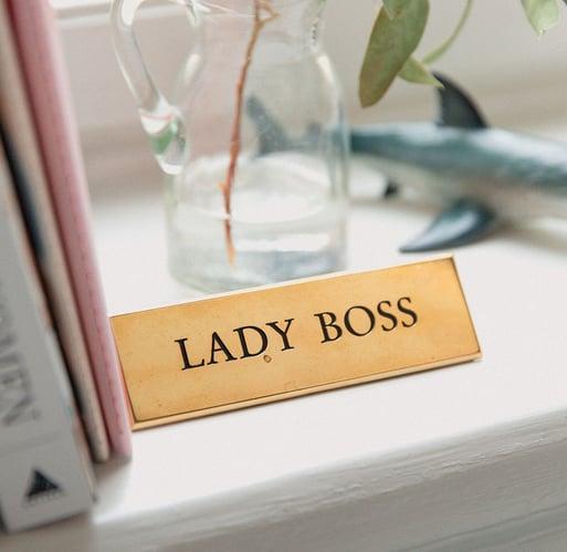 lady-boss-plaque