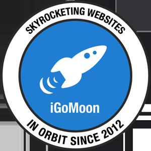 iGoMoon in orbit since 2012